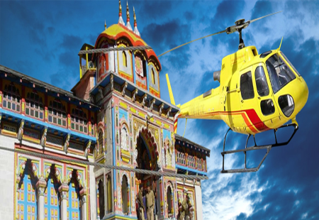 Badrinath Kedarnath Yatra (Kedarnath By Helicopter)2.jpg